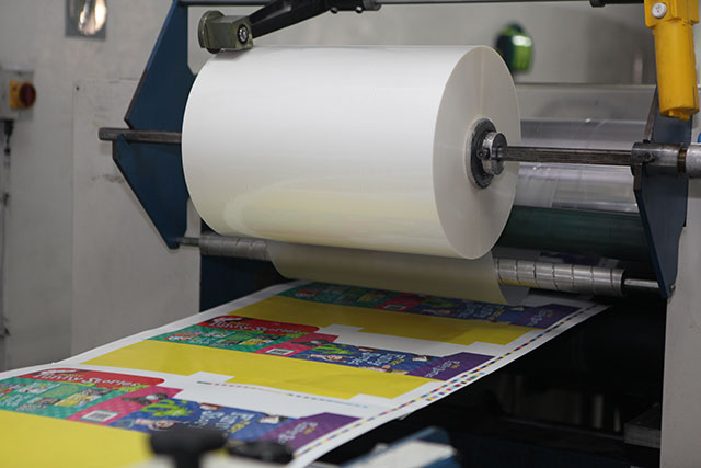 graphic design carton printing